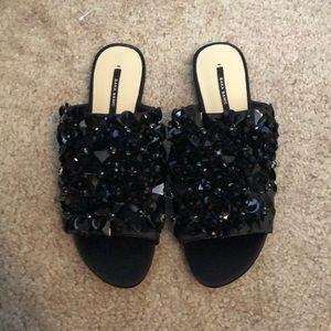 Zara cute sandals